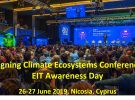 SAVE THE DATE!! EIT Awareness Day and Designing Climate Ecosystems Conference